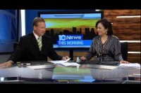 Jeff Hogan Shows His Heart and Sole  WBNS 10TV Columbus, Ohio